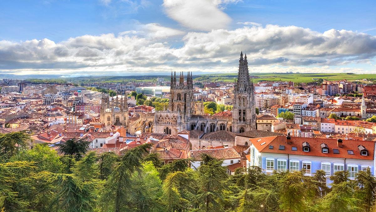 Césped artificial en Burgos