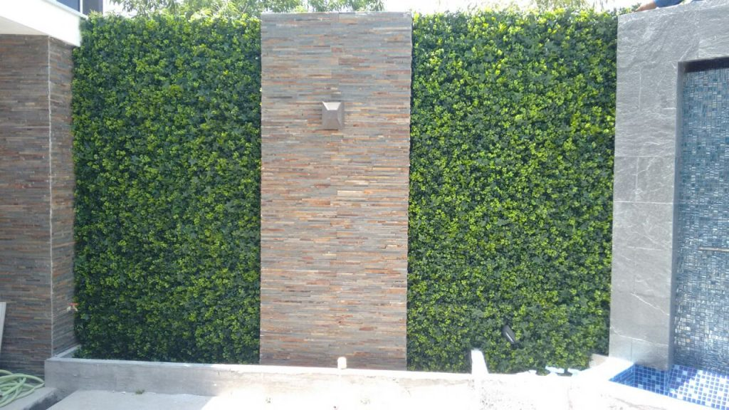 jardin vertical artificial Valdemorillo